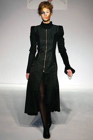 Aganovich Fall 2008 Ready-to-wear Collections - 001