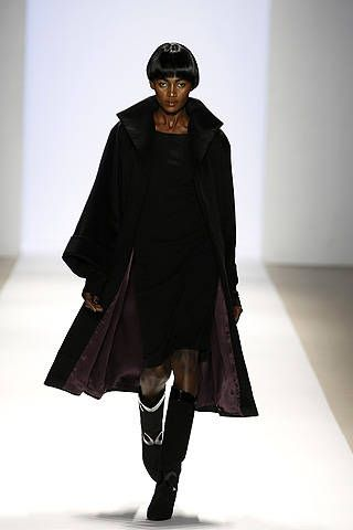 Rubin Singer Fall 2008 Ready-to-wear Collections - 001