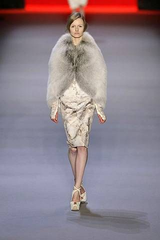 Giambattista Valli Fall 2008 Ready-to-wear Collections - 001