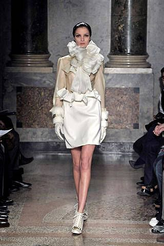Francesco Scognamiglio Fall 2008 Ready-to-wear Collections - 001
