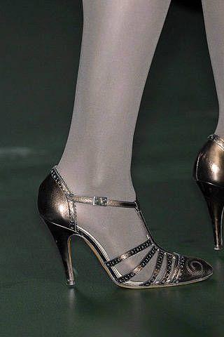 Jean Paul Gaultier Fall 2008 Ready-to-wear Detail - 001