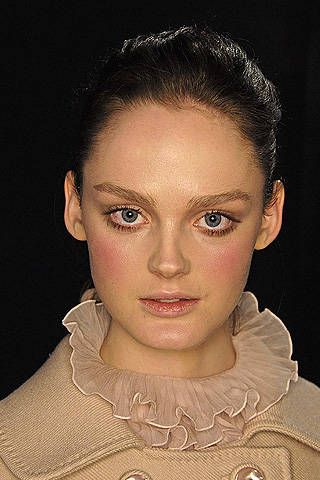 Luisa Beccaria Fall 2008 Ready-to-wear Backstage - 001