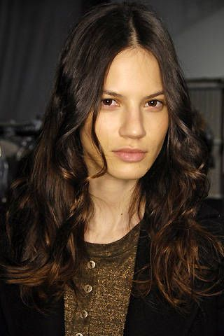 Isabel Marant Fall 2008 Ready-to-wear Backstage - 001