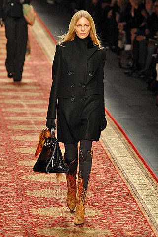 Hermès Fall 2008 Ready-to-wear Collections - 001