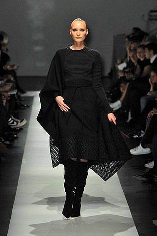Chado Ralph Rucci Fall 2008 Ready-to-wear Collections - 001