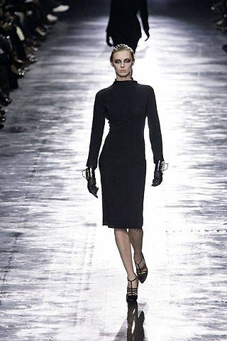 Lanvin Fall 2008 Ready-to-wear Collections - 001