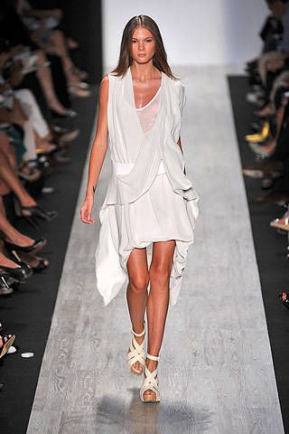 BCBG Max Azria Spring 2009 Ready-to-wear Collections - 001