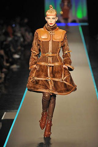 Jean Paul Gaultier Fall 2008 Haute Couture Collections - 001