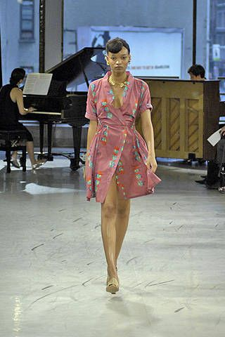 Rachel Comey Spring 2009 Ready-to-wear Collections - 001