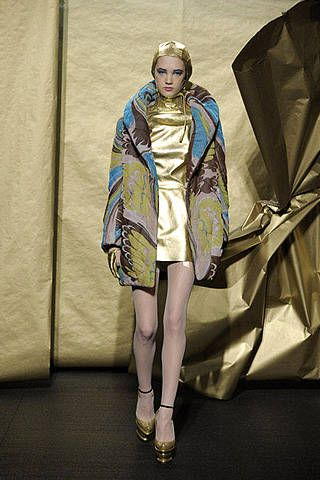Junko Shimada Fall 2008 Ready-to-wear Collections - 001