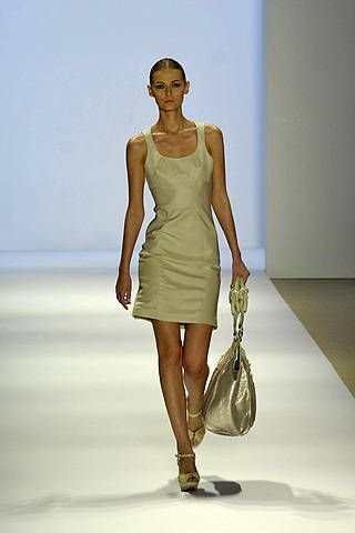 Rubin Singer Spring 2009 Ready-to-wear Collections - 001