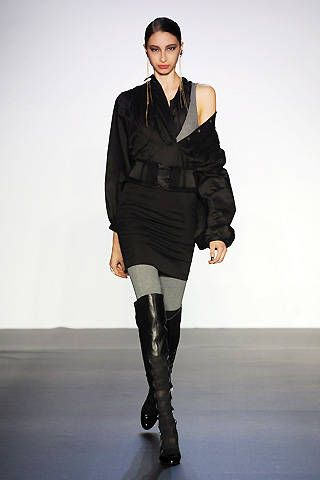 Steve J + Yoni P Fall 2008 Ready-to-wear Collections - 001