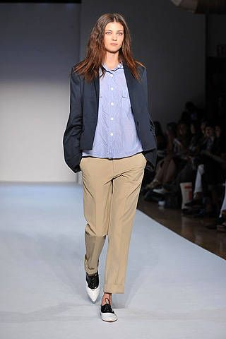 Karen Walker Spring 2009 Ready-to-wear Collections - 001