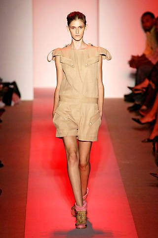 Alexandre Herchcovitch Spring 2009 Ready-to-wear Collections - 001