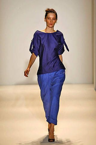 Lela Rose Spring 2009 Ready-to-wear Collections - 001