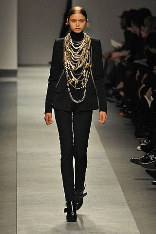 Givenchy Fall 2008 Ready-to-wear Collections - 001