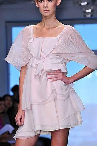 Vincente Villarin Spring 2009 Ready-to-wear Detail - 001