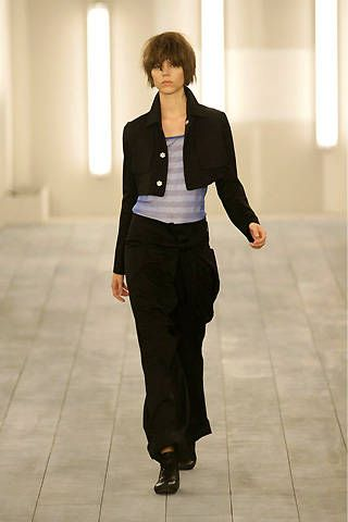 Y-3 Spring 2009 Ready-to-wear Collections - 001