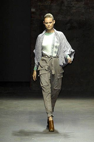 Yigal Azrouël Spring 2009 Ready-to-wear Collections - 001