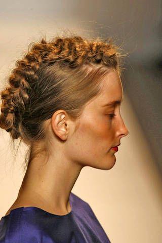 Lela Rose Spring 2009 Ready&#45&#x3B;to&#45&#x3B;wear Detail &#45&#x3B; 001