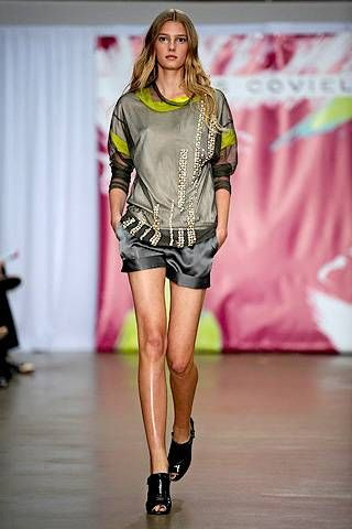 James Coviello Spring 2009 Ready-to-wear Collections - 001