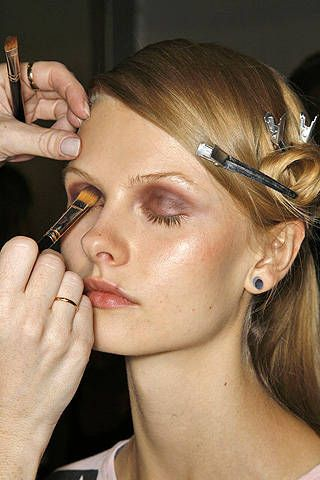 Nicole Miller Spring 2009 Ready-to-wear Backstage - 001