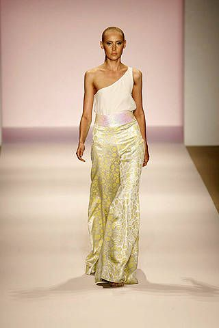 Erin Fetherston Spring 2009 Ready-to-wear Collections - 001