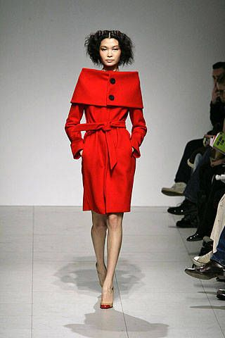 Martin Grant Fall 2008 Ready-to-wear Collections - 001