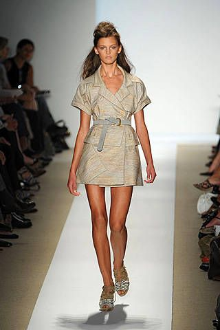 Peter Som Spring 2009 Ready-to-wear Collections - 001