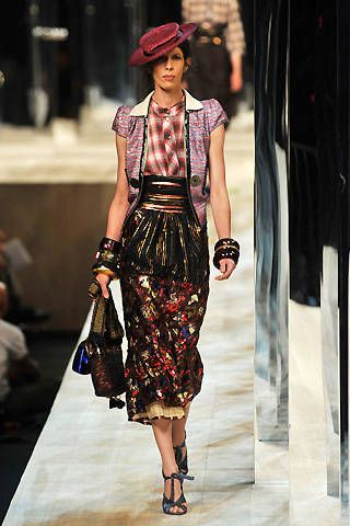 Marc Jacobs Spring 2009 Ready-to-wear Collections - 001