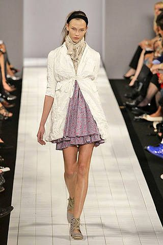 Marc by Marc Jacobs Spring 2009 Ready&#45&#x3B;to&#45&#x3B;wear Collections &#45&#x3B; 001