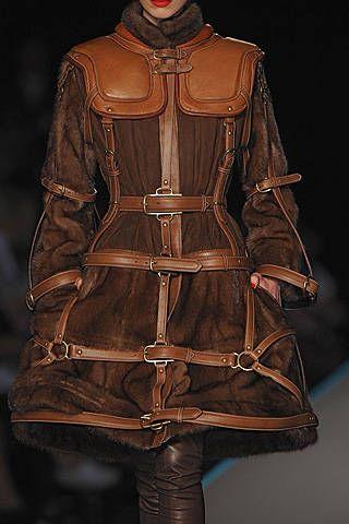 Jean Paul Gaultier Fall 2008 Haute Couture Detail - 001