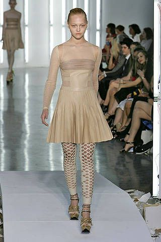 Rodarte Spring 2009 Ready-to-wear Collections - 001