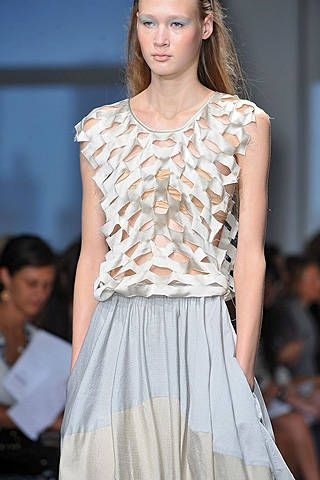 Jeremy Laing Spring 2009 Ready-to-wear Detail - 001