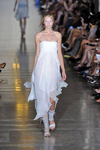 Jill Stuart Spring 2009 Ready-to-wear Collections - 001