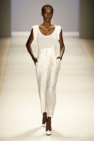 Tracy Reese Spring 2009 Ready-to-wear Collections - 001
