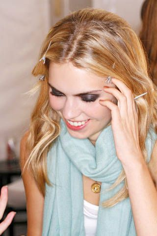 Miss Sixty Spring 2009 Ready-to-wear Backstage - 001