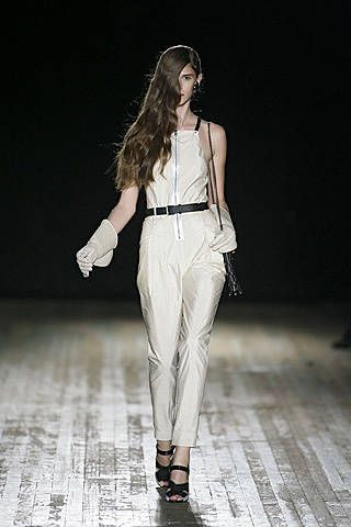 Proenza Schouler Spring 2009 Ready-to-wear Collections - 001