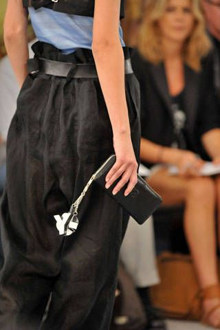 Y-3 Spring 2009 Ready-to-wear Detail - 001