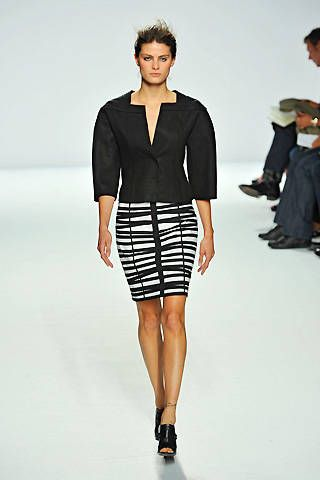 Narciso Rodriguez Spring 2009 Ready-to-wear Collections - 001