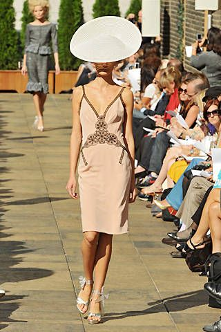Douglas Hannant Spring 2009 Ready-to-wear Collections - 001