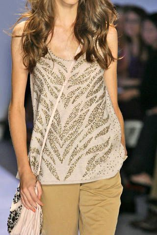 Rebecca Taylor Spring 2009 Ready-to-wear Detail - 001