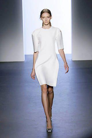 Calvin Klein Spring 2009 Ready-to-wear Collections - 001