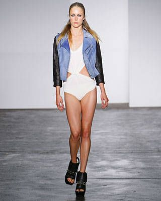 Alexander Wang Spring 2009 Ready-to-wear Collections - 001