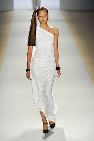 Naeem Khan Spring 2009 Ready-to-wear Collections - 001