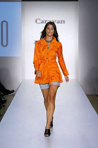 Caravan Spring 2009 Ready-to-wear Collections - 001