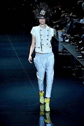Diesel Black Gold Spring 2009 Ready-to-wear Collections - 001
