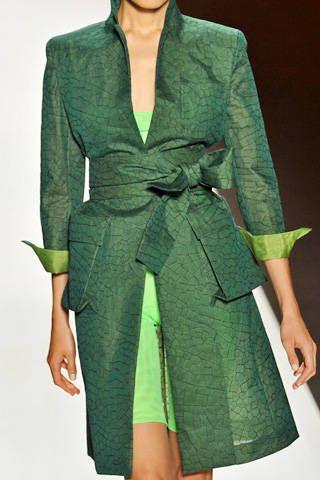 Isaac Mizrahi Spring 2009 Ready-to-wear Detail - 001
