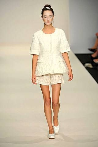 John Rocha Spring 2009 Ready-to-wear Collections - 001