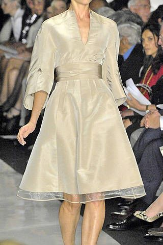 Chado Ralph Rucci Spring 2009 Ready-to-wear Detail - 001